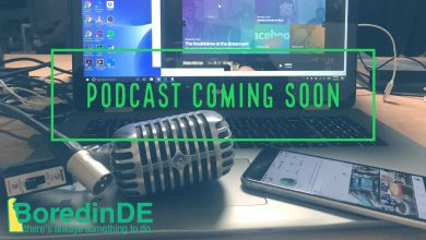 Photo of BoredinDE Podcast