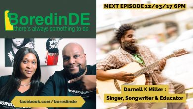 Photo of Episode 01 – Darnell K Miller