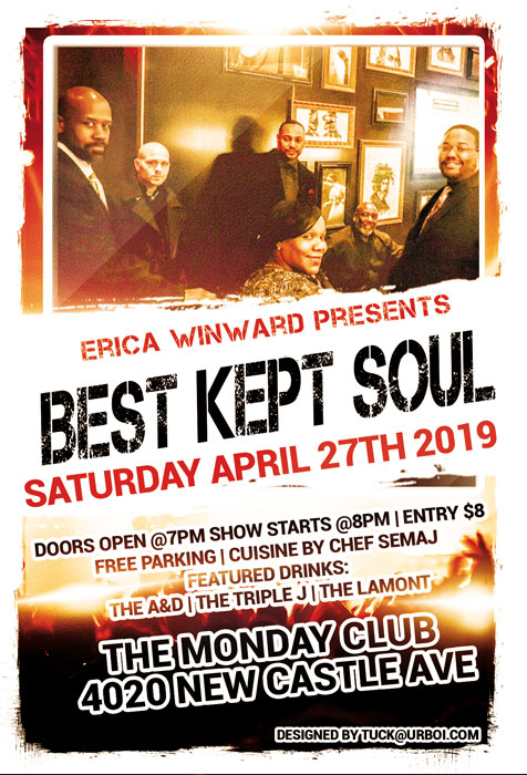 Best Kept Soul @ The Monday Club