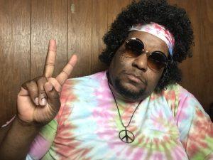 Chubby Cheeba says PEACE