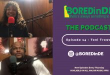 Photo of Episode 14 – Toni Trower