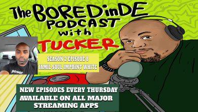 BOREDinDE Podcast Season 2 Episode 8 Jamil Soul Imprint