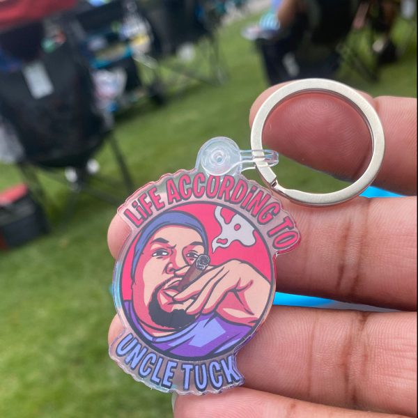 Uncle Tuck Keychain