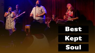 Best Kept Soul live at the Queen