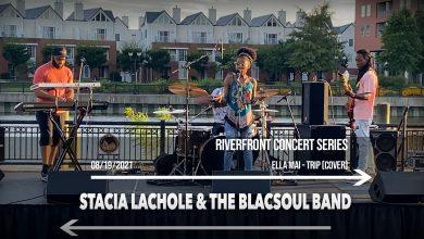 Stacia LaChole and the Blac Soul Band